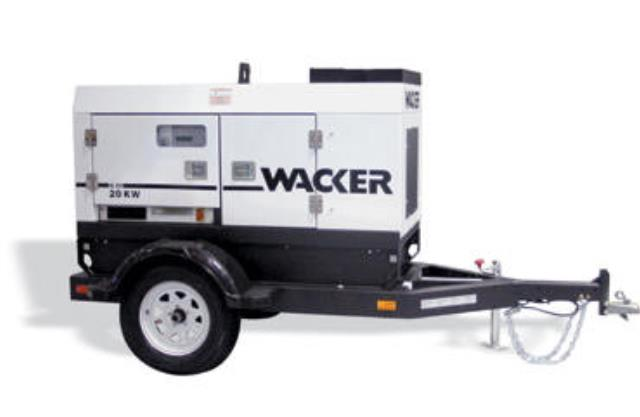 Where to find Generator - 20kw - Towable in Gainesville