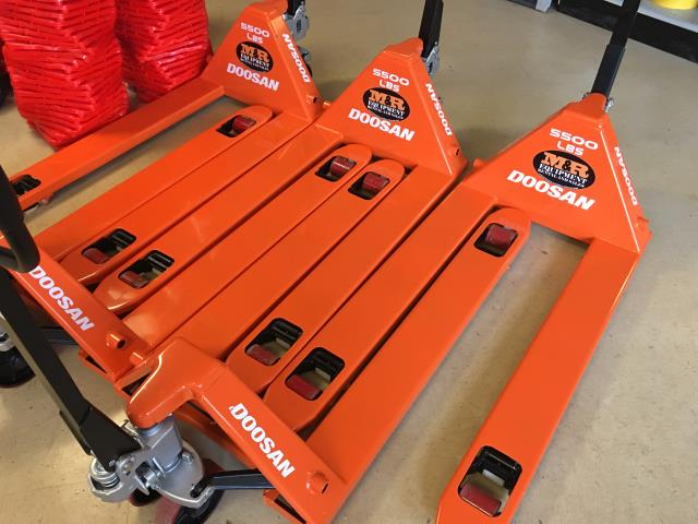 PALLET JACK MANUAL 5500LB Rentals Gainesville GA, Where to
