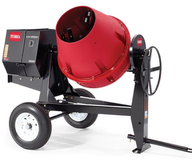 Where to find Concrete Mixer - 9 cubic feet in Gainesville