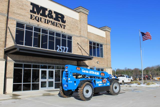 Where to find Telehandler 6k 36 in Gainesville